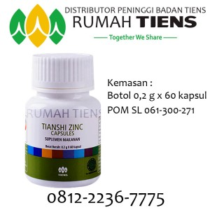 zinc-capsules-tiens-distributor